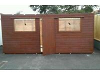 15 x 8 Shed