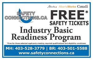 *Free funded programs for Unemployed Albertans