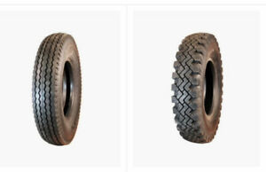 WANTED 8.25 x 20 truck tires