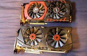 X2 Nvidia GTX 970's