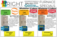 Bright - Fast and Affordable Furnace Repair & Installation