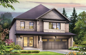 Pre-Construction  3 Bed+2 Bath Detached home in Stoney Creek