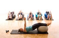 Pilates & Group Fitness Classes
