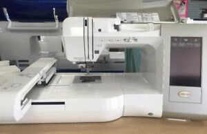 New Baby Lock Ellageo Plus Sewing & Embroidery Machine