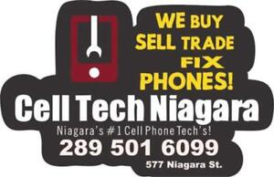 Hey... Are You Looking To Get Your Phone Repaired? We Have The Best Prices in The Niagara Region. Call 289-501-6099