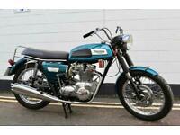 1969 Triumph T150 MK1 750cc - Restored !