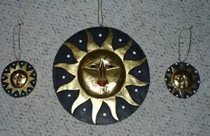 double sided Sun / Moon mobile .. like NEW Cambridge Kitchener Area image 3
