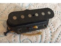 Lollar Vintage 'T' pickups for Telecaster