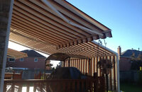 Rolltec Retractable Awnings