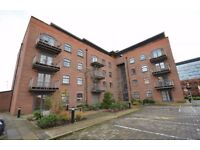 Two-bedroom flat in Manchester City Centre