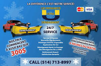 snow removal LANDSCAPING PAYSAGISTES SERVICES