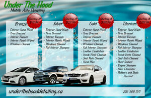 Auto Detailing - Mobile - WE COME TO YOU