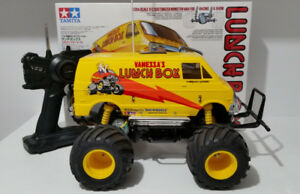 Tamiya Lunch Box RC Monster Truck