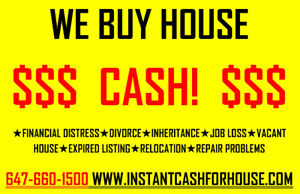 TLC / FIXER UPPER / OLD / UNWANTED PROPERTY? WE BUY! PLS REPLY