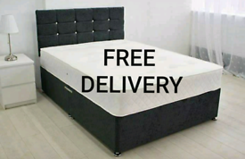 🛏️ HANDMADE QUALITY Divan Beds! PREBOOK now with FREE DELIVERY!!