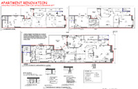 Architectural & interior design plans_ Permit & Details drawings