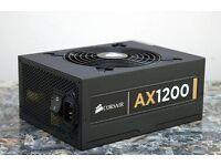 Corsair AX1200 power supply 1200w