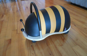 Kids ride on toy wheely bee