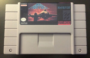 Aero Fighter + Wild Guns - SNES REPRODUCTION Gatineau Ottawa / Gatineau Area image 2
