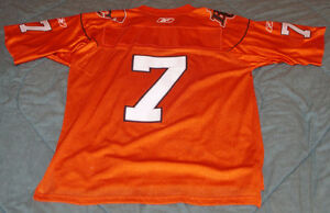 BC Lions CFL Jersey - New Reduced Price