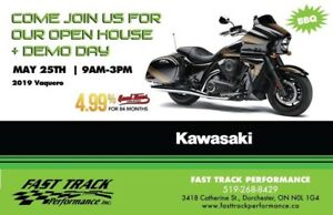 Kawasaki Vulcan New Used Motorcycles For Sale In Ontario From