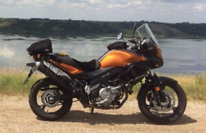 V-Strom Adventure Sport, like new !!
