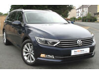 Volkswagen PASSAT ESTATE 2.0 TDI 150ps AUTO DSG 2015 SE Business : ONLY 10k mi