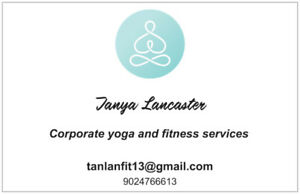 CORPORATE FITNESS and YOGA