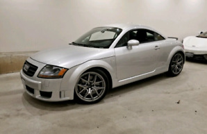 Immaculate 2006 Audi TT 3.2 S-Line Quattro Brand new condition