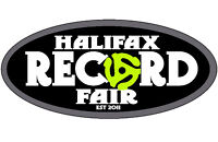 Halifax Record Fair 11 Vinyl, Records, 45s, June 4 Maritime Hall