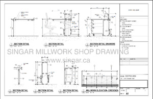 Drafting services in ottawa kijiji classifieds millwork shop drawings architectural drafting 3d renderings malvernweather Choice Image