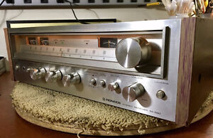 Pioneer  Stereo Receiver Sx-580