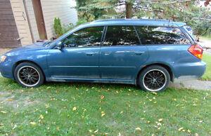 2005 Subaru Legacy Hatchback GT Turbo