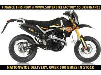 2017 PULSE ADRENALINE 125CC NATIONWIDE DELIVERY AVAILABLE