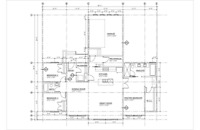 Custom Home Design, Drafting, Permit Construction Drawing Sets