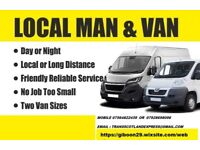 @@ Man and Van @@ Service House Removals Furniture any transport available 24/7 **CHEAP**