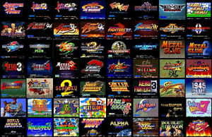 ^^^^^NEO GEO GAMES ENTIRE COLLECTION^^^^^