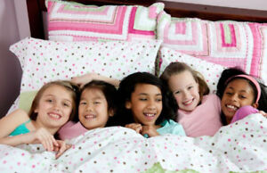 SLEEP OVER'S FOR ALL AGES EVENT PLANNING SERVICE
