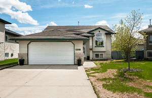 Great 5 bed, 3 bath ,1286 sq ft Bi-Level, Fully Developed Home