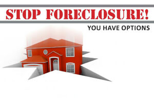 AVOID FORECLOSURE - Save Your Credit - DON'T GO BANKRUPT