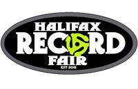 Halifax Record Fair October 8th lps 45s records
