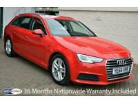2016 66 AUDI A4 AVANT 2.0TDI ULTRA SE 5 DOOR 6-SPEED 150 BHP DIESEL