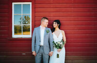 Packages starting at $1200 - Professional Wedding Photography