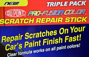 Dupont Pro-Fusion Color Car Clear Coat Scratch Repair Stick - 3 Kitchener / Waterloo Kitchener Area image 6