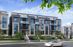 ♦ Wycliffe at the Promenade♦ Townhouse Pre-Construction