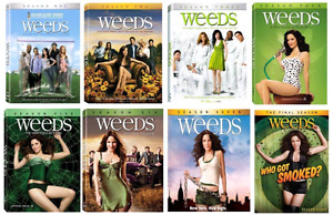 Weeds complete series for sale