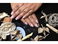 Gel Nails Extension Nail Technician