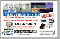 FREE ALARM SYSTEM FROM YOUR LOCAL ADT DEALER -SAVE $1500- 0 DOWN