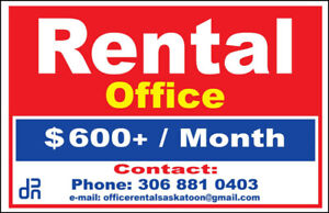 Office Space for rent by Superstore Saskatoon West // Rental