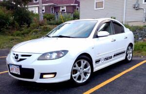 2008 Mazda3 GT